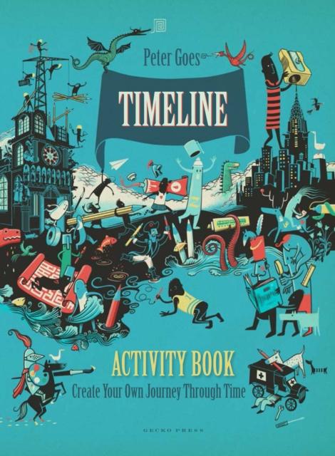 Timeline Activity Book