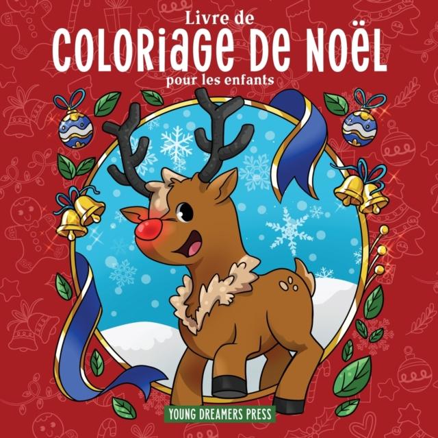 Livre de coloriage de Noel pour les enfants