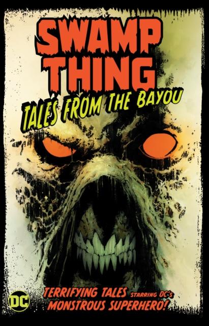Swamp Thing by Tim Seeley and Joelle Jones