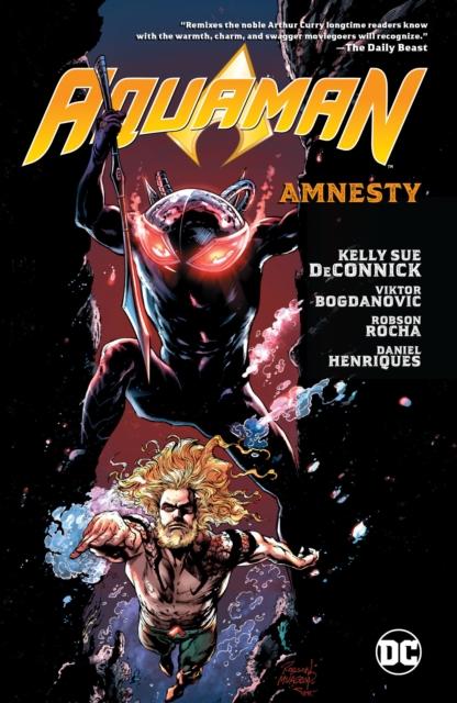Aquaman Volume 2: Amnesty