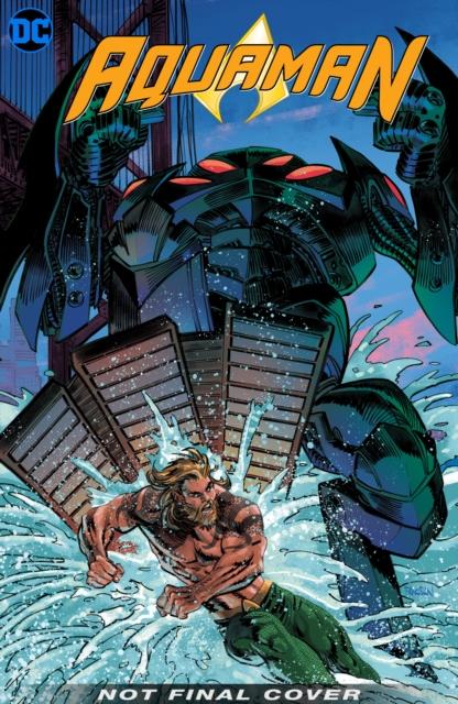 Aquaman Volume 3