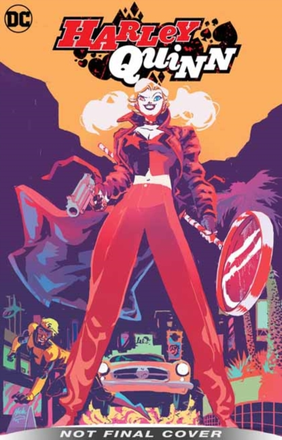 Harley Quinn Vol. 5: Hollywood or Die