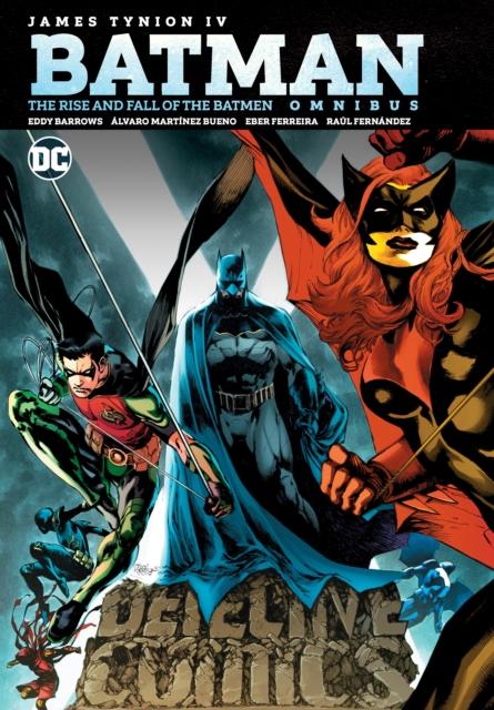 Batman: Detective Comics Omnibus
