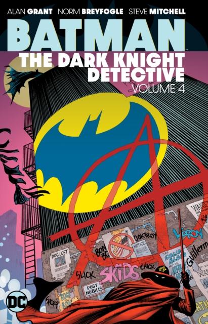 Batman: The Dark Knight Detective Volume 4