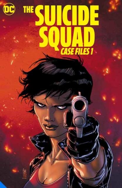 Suicide Squad Case Files 1