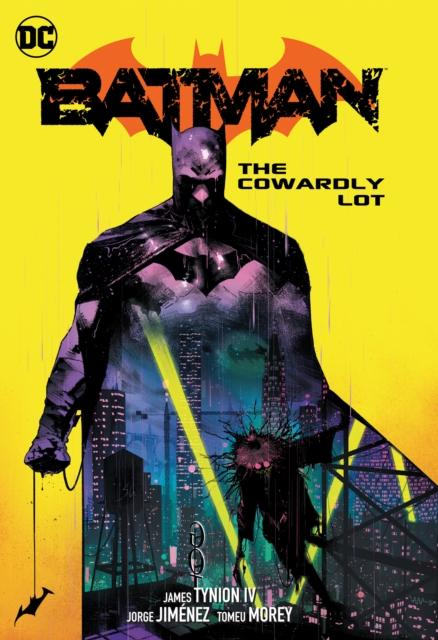 Batman Vol. 4: The Cowardly Lot