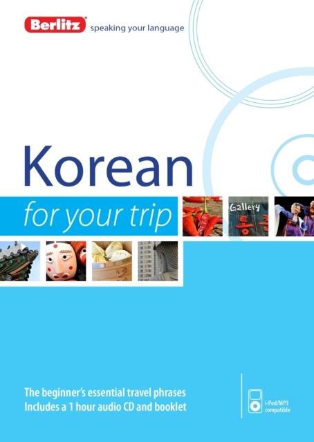 Berlitz Language: Korean for Your Trip