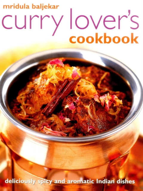 Curry Lover's Cookbook