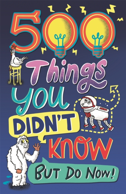500 Things You Didn't Know