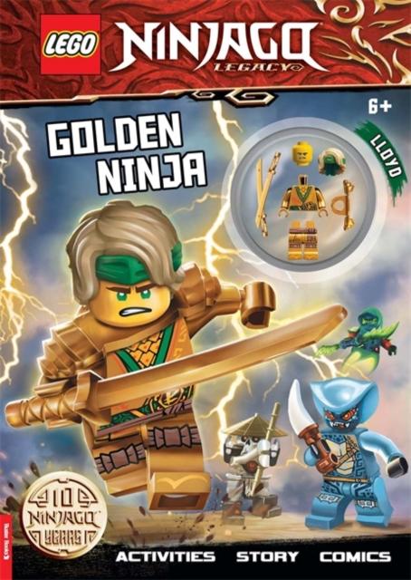 LEGO (R) Ninjago: Activity Book with Minifigure