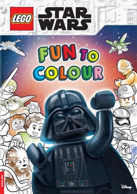 LEGO (R) Star Wars (TM): Fun to Colour