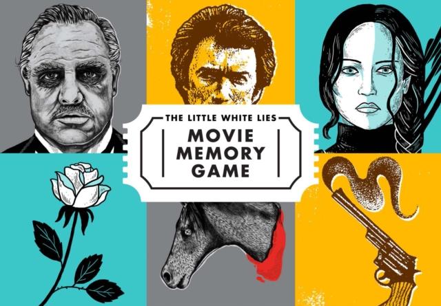 Little White Lies Movie Memory Game