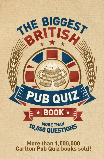 Biggest British Pub Quiz Book