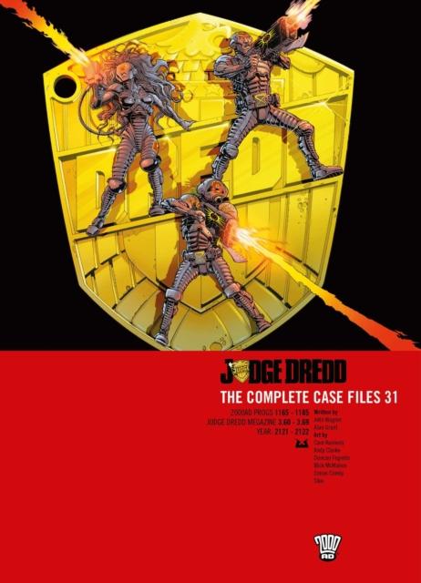 Judge Dredd: Case Files 31