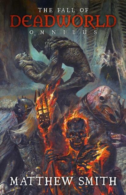 Fall of Deadworld Omnibus