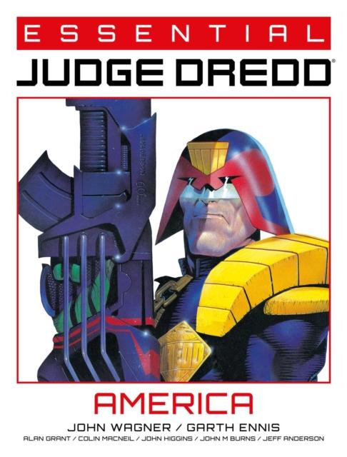 Essential Judge Dredd: America, Volume 1