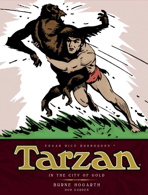 Tarzan - In The City of Gold (Vol. 1)