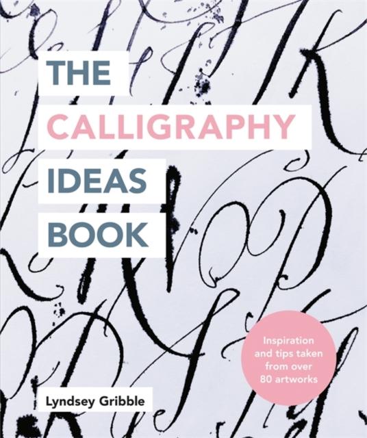 Calligraphy Ideas Book