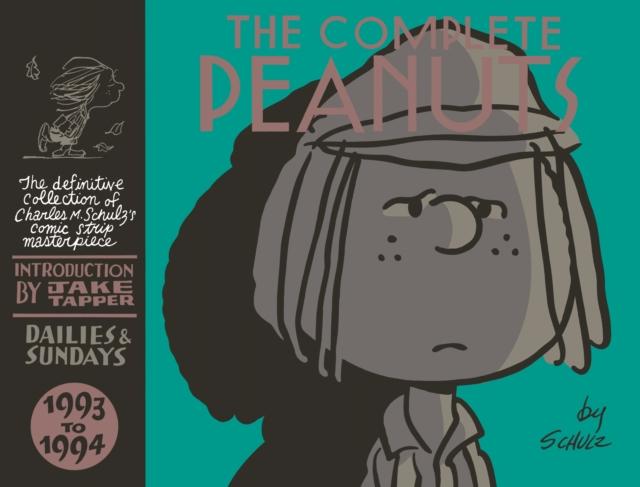 Complete Peanuts 1993-1994