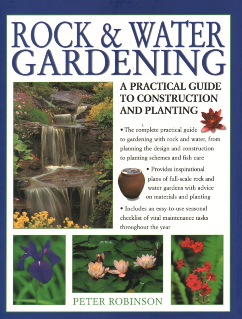 Rock & Water Gardening