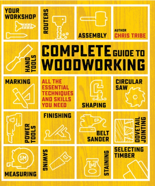 Complete Guide to Woodworking