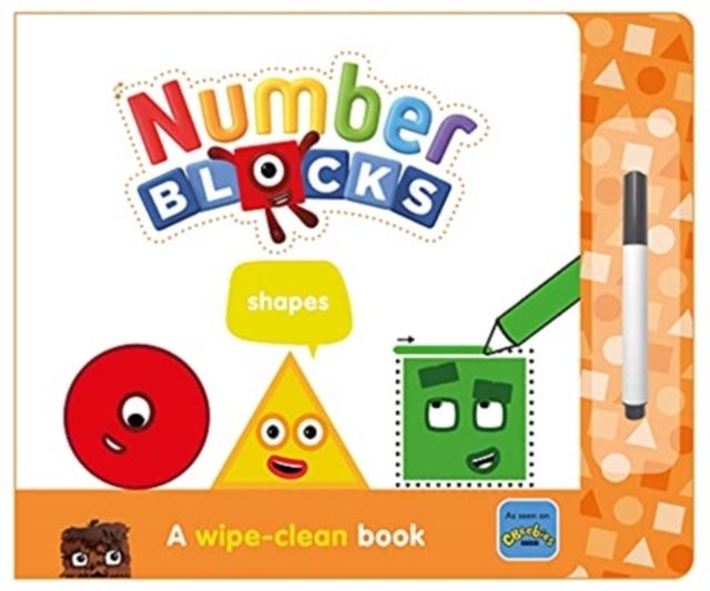 Numberblocks Shapes: A Wipe-Clean Book