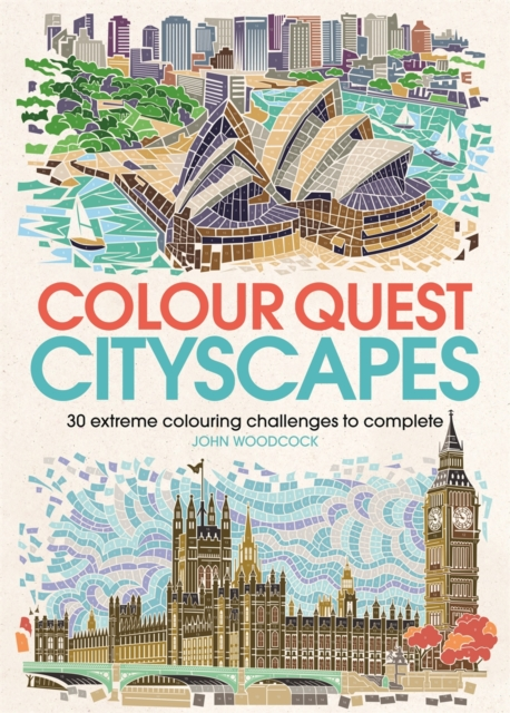 Colour Quest Cityscapes