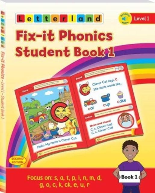Fix-it Phonics - Level 1 - Student Book 1 (2nd Edition)