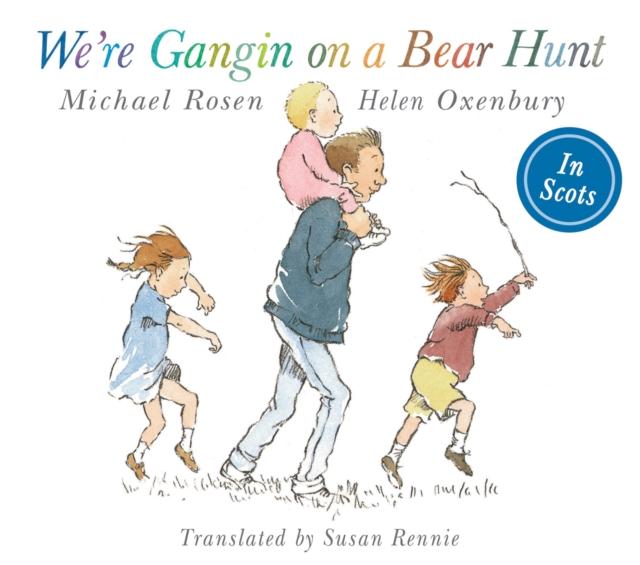 We're Gangin on a Bear Hunt