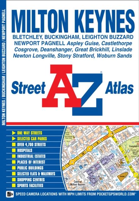 Milton Keynes A-Z Street Atlas