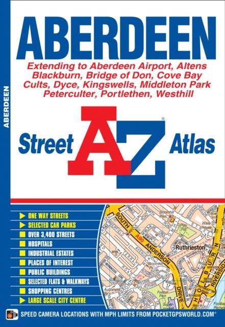 Aberdeen A-Z Street Atlas