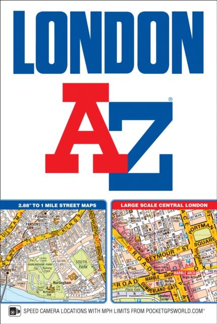 London A-Z Street Atlas (paperback)
