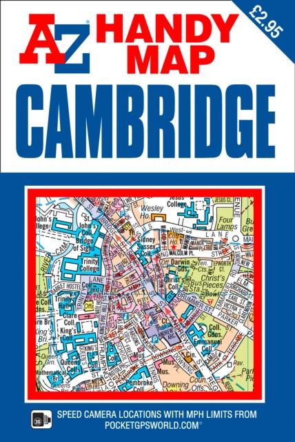 Cambridge Handy Map