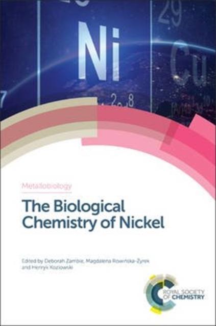 Biological Chemistry of Nickel