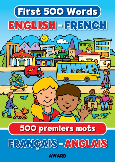 First Words: English/French
