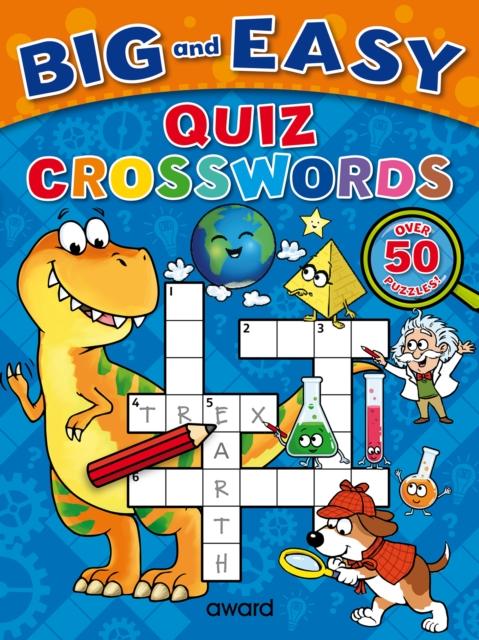 Big and Easy Quiz Crosswords