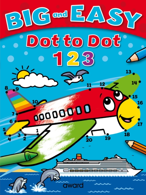 Big and Easy Dot to Dot: 123