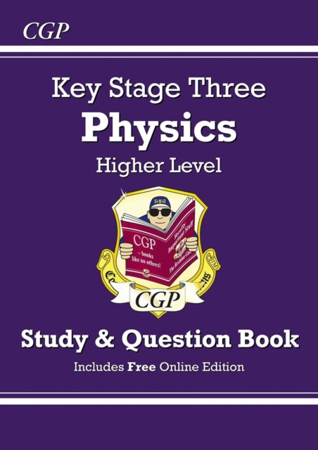 KS3 Physics Study & Question Book - Higher