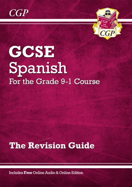 GCSE Spanish Revision Guide - for the Grade 9-1 Course (with Online Edition)