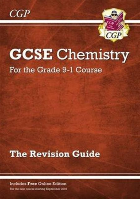 New GCSE Chemistry Revision Guide includes Online Edition, Videos & Quizzes