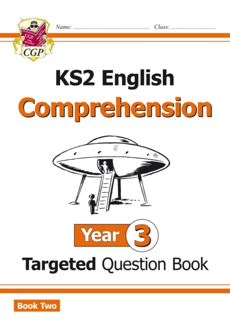 KS2 English Targeted Question Book: Year 3 Comprehension - Book 2