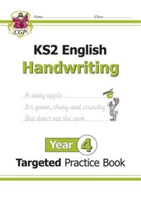 KS2 English Targeted Practice Book: Handwriting - Year 4