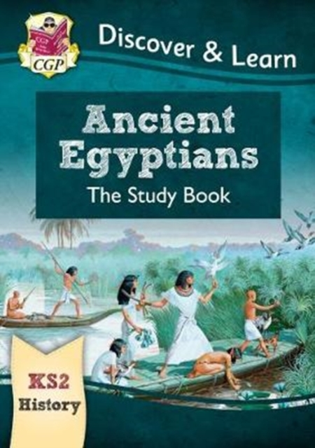 New KS2 Discover & Learn: History - Ancient Egyptians Study Book