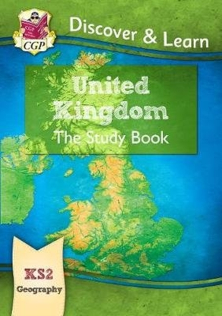 New KS2 Discover & Learn: Geography - United Kingdom Study Book