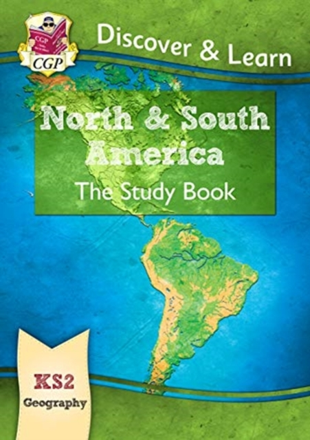 NEW KS2 DISCOVER LEARN GEOGRAPHY NORTH &