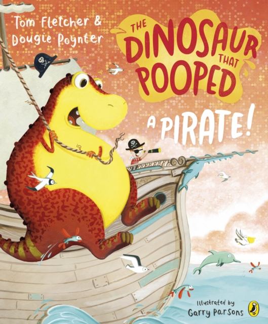Dinosaur that Pooped a Pirate