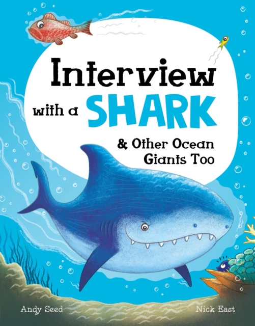 Interview with a Shark