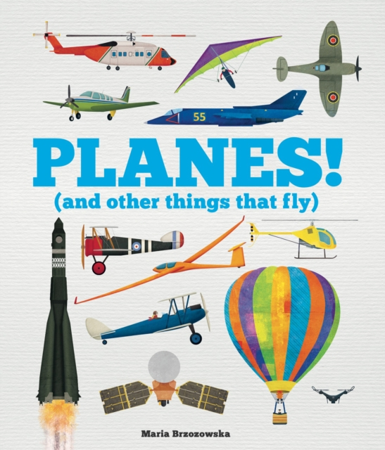 Planes! (and Other Things that Fly)