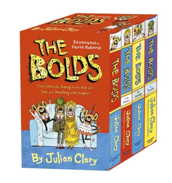 Bolds Box Set