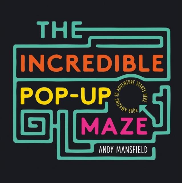 Incredible Pop-Up Maze